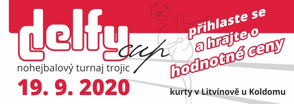 DELFY Cup - nohejbalový turnaj, kurty. Litvínov, Koldum, nohejbal, sport, firemní akce