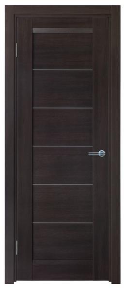 Dveře plné wenge - Dveře