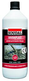 SOUDAL superplastifikační přísada SOUDAPLAST 1l (12)