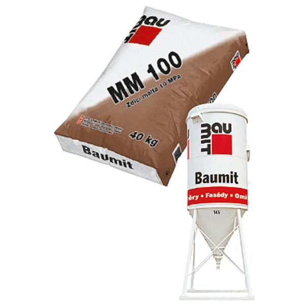 BAUMIT MM 100 vpc.zdící malta 25kg  (54)
