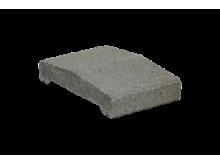KB-BLOK ps-20 A 200 plotová stříška přírodní (64) betonové výrobky