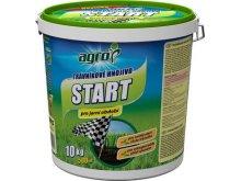 AGRO trávníkové hnojivo START 10kg plast.kbelík zahrada