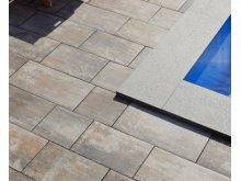 BEST BELEZA 6cm dlažba standard bez laku colormix arabica (10,8m2) betonové výrobky