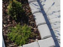 BEST KADENT 120cm palisáda přírodní (20) betonové výrobky