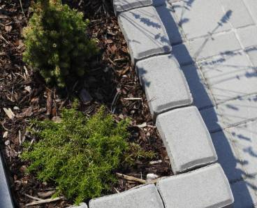 BEST KADENT 120cm palisáda přírodní (20) - betonové výrobky
