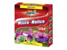 AGRO insekticid Mšice - Molice STOP 2x1,8g  zahrada