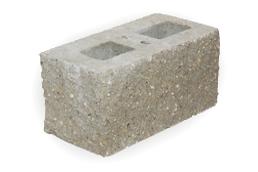 KB-BLOK 11-21 B tvarovka přírodní (60) třístranně štípaná koncová dělitelná - betonové výrobky