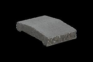 KB-BLOK ps-20 B 200 plotová stříška černá (108) - betonové výrobky