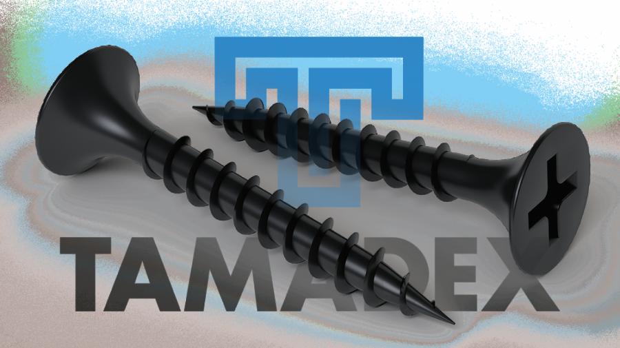 TAMADEX šroub samořezný H TN 3,5x35 jemný závit do kov.konstr. (1000) - sádrokartony / doplňky