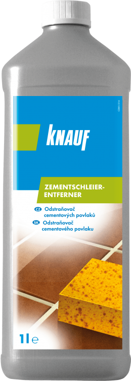 KNAUF ZEMENTSCHLEIER-ENTFERNER 1l