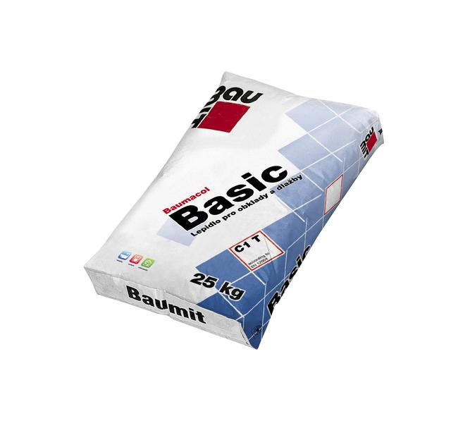 AKCE BAUMIT Baumacol Basic lepidlo 25kg (54)