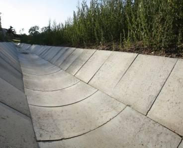 BEST PŘÍLOŽNÁ DESKA 80mm přírodní (60) - betonové výrobky