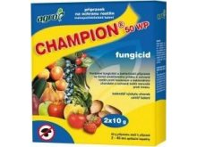 AGRO fungicid CHAMPION 50 WP 2x10g zahrada