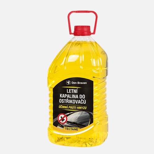 DB letní směs do ostřikovačů žlutá 5l - stavební chemie