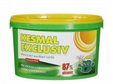 KESMAL Exclusiv mal.nátěr  9,5kg / 160m2 / 87%bělost kessl