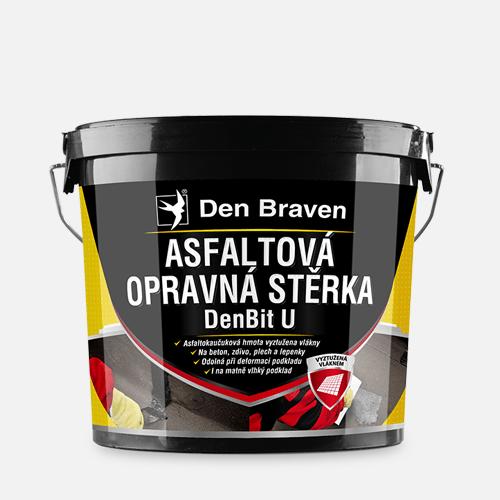 DB asfalt.opravná stěrka U DenBit  5kg