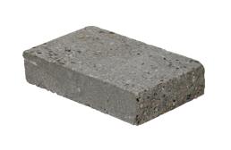 KB-BLOK ps-20 G tl.65mm plotová stříška přírodní (96) - betonové výrobky