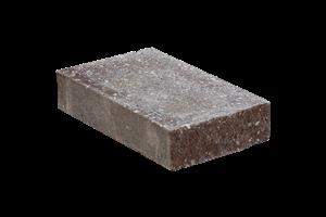 KB-BLOK ps-20 G tl.65mm plotová stříška hnědá (96) - betonové výrobky