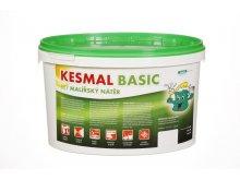 KESMAL Basic mal.nátěr  9,5kg / 76m2 / 86%bělost kessl