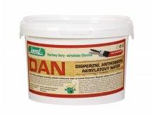 KESSL DAN antikorozní nátěr 3,5kg červený kessl