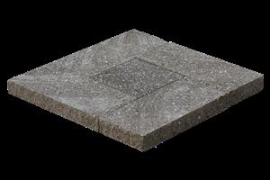 KB-BLOK sh-50 G tl.45mm sloupová hlavice přírodní (40)   - betonové výrobky
