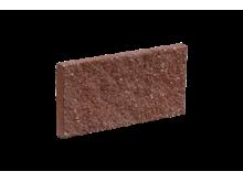 KB-BLOK  0-11 B 20 červená (76) obkladová štípaná betonové výrobky