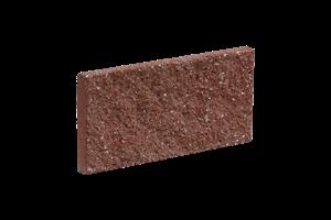 KB-BLOK  0-11 B 20 červená (76) obkladová štípaná - betonové výrobky