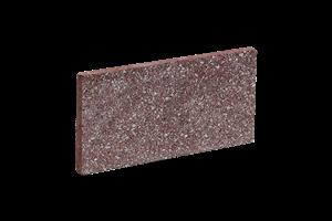 KB-BLOK  0-11 G 20 červená (230) obkladová broušená - betonové výrobky
