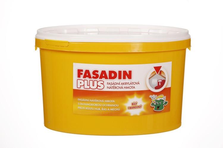KESSL Fasadin fas.nátěr  4,0kg / 8m2 bílý