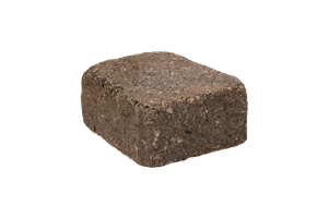 KB-BLOK GARDEN STONE štípaný GRIND skořicový (120) - betonové výrobky