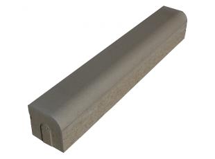 CSB obrubník H15 150x150x1000mm nájezdový přírodní (24) - cs beton