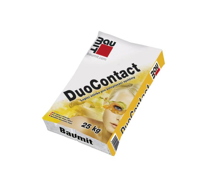 BAUMIT DuoContact lepící a stěrková malta 25kg (54)