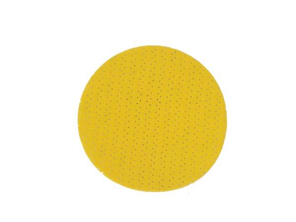 DI brusný papír děrovaný - suchý zip pr.225mm zrnitost 180