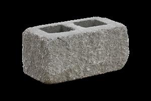 KB-BLOK  9-21 B GRIND tvarovka přírodní (60) třístranně štípaná sloupová - betonové výrobky