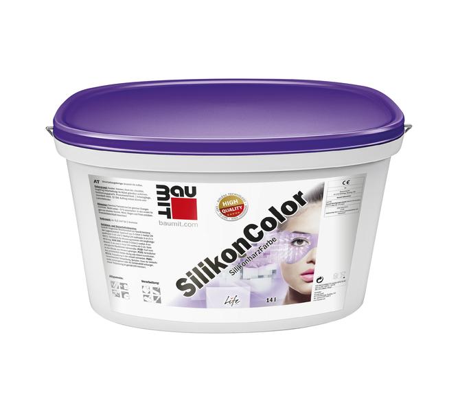 BAUMIT SilikonColor barva 25kg  0042 - maltové směsi / omítky