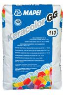 MAPEI Keracolor GG 142 spár.hmota hnědá  5kg
