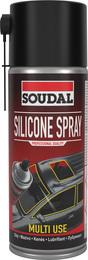 SOUDAL silicone sprej 400ml (6)