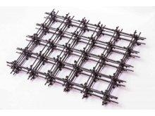 """ORLITECH MESH kompozitní čedičová """"kari"""" síť 3,0mm oko100/100 1,2x30m (36m2) hutní materiál"""