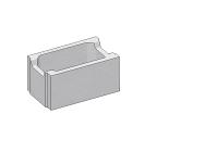 CSB bednící tvárnice 40 400x250x500mm (30)
